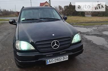 Mercedes-Benz ML 320 1999