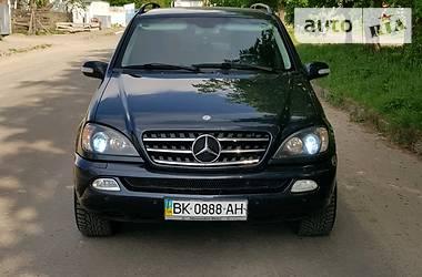 Mercedes-Benz ML 320 2003