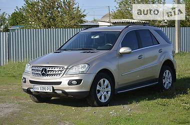 Mercedes-Benz ML 320 2006
