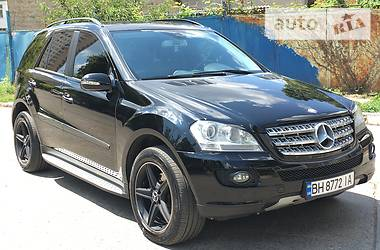 special edition мерседес мл 320 2008