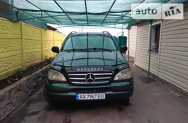Mercedes-Benz ML 320 2001 в Сумах