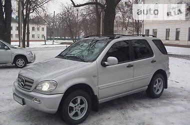 Mercedes-Benz ML 320 2000 в Харькове