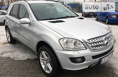 Mercedes-Benz ML 320 2006 в Черновцах