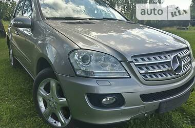Mercedes-Benz ML 320 2007 в Бучаче