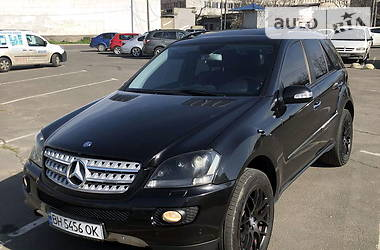 Mercedes-Benz ML 320 2006 в Одессе