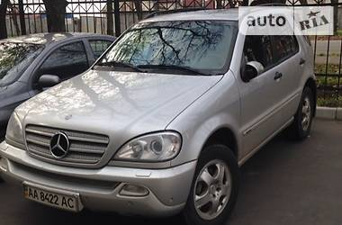 Mercedes-Benz ML 350 2004 в Киеве