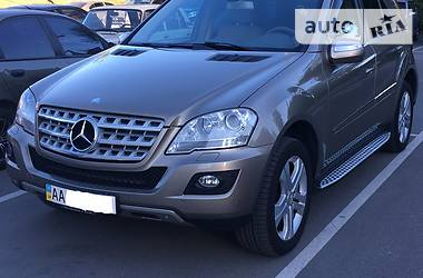 Mercedes-Benz ML 350 2009