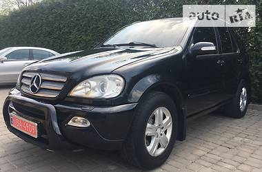 Mercedes-Benz ML 350 2006