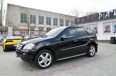 Mercedes-Benz ML 350 2007 в Одессе