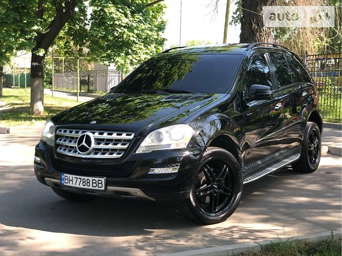 Mercedes-Benz ML 350 2009 в Одессе