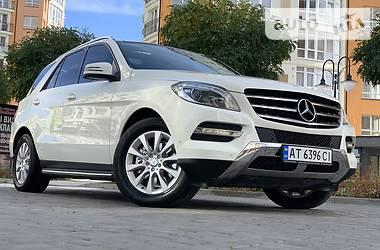 Mercedes-Benz ML 350 2014 в Ивано-Франковске