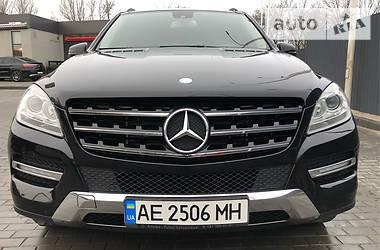Mercedes-Benz ML 350 2013 в Днепре