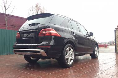 Mercedes-Benz ML 350 2013 в Киеве