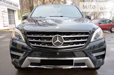 Mercedes-Benz ML 350 2014 в Днепре