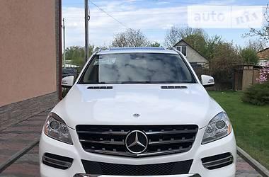 Mercedes-Benz ML 350 2015 в Тернополе