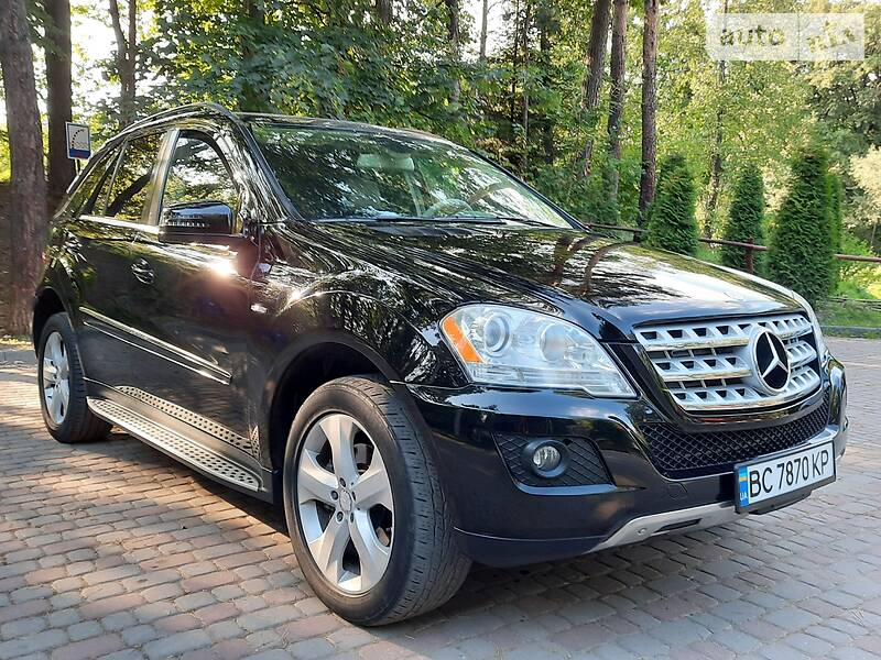 Mercedes-Benz ML 350 maximalna 3.0