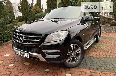 Mercedes-Benz ML 350 2011 в Хусте
