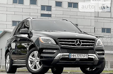 Mercedes-Benz ML 350 2013 в Одессе