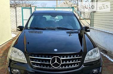 Позашляховик / Кросовер Mercedes-Benz ML 350 2008 в Кремінній