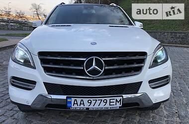 Mercedes-Benz ML 350 2013 в Києві