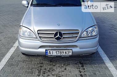 Внедорожник / Кроссовер Mercedes-Benz ML 430 2000 в Ирпене