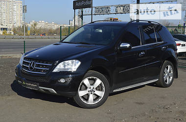 Mercedes-Benz ML 500 2008 в Киеве