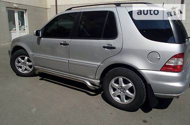 Mercedes-Benz ML 500 2002 в Белой Церкви