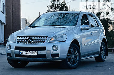 Mercedes-Benz ML 500 2006 в Киеве