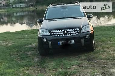 Mercedes-Benz ML 550 2007