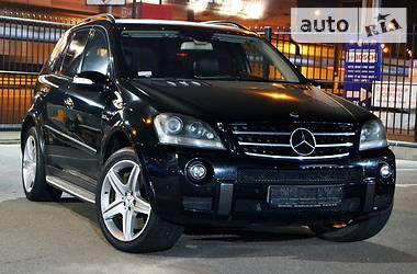 Mercedes-Benz ML 63 AMG 2007 в Киеве