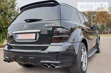 Mercedes-Benz ML 63 AMG 2007 в Ровно