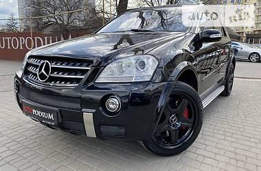 Mercedes-Benz ML 63 AMG 2008 в Одессе