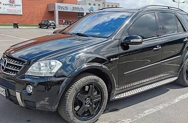 Внедорожник / Кроссовер Mercedes-Benz ML 63 AMG 2007 в Броварах