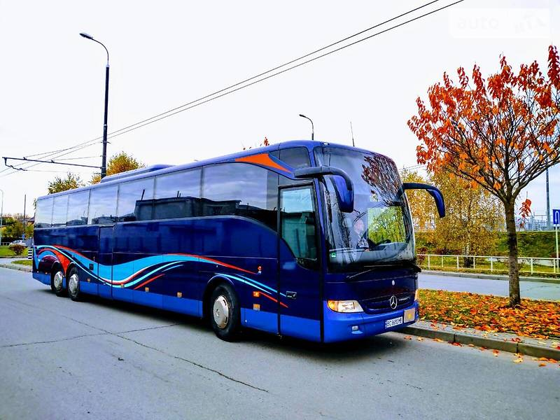 Mercedes-Benz O 350 (Tourismo) 2011 в Львове