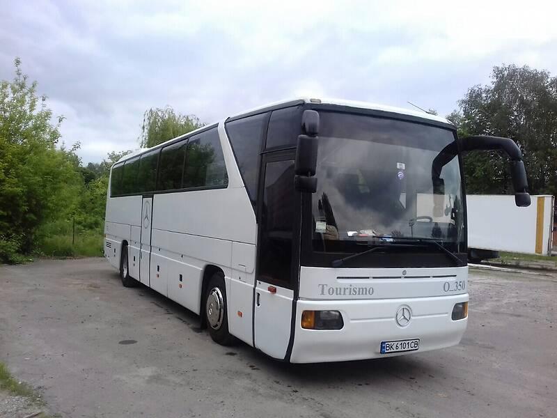 Туристический / Междугородний автобус Mercedes-Benz O 350 (Tourismo) 1997 в Ровно