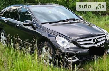 Внедорожник / Кроссовер Mercedes-Benz R 320 2008 в Лугинах