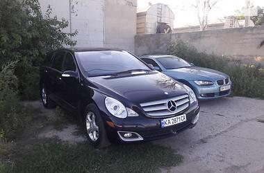 Внедорожник / Кроссовер Mercedes-Benz R 350 2007 в Одессе