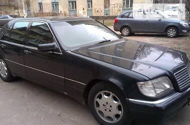 Mercedes-Benz S 140 1997