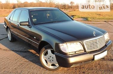 Mercedes-Benz S 140 1995 в Сумах