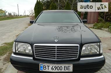 Mercedes-Benz S 140 1996 в Херсоне