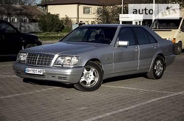 Mercedes-Benz S 140 1997 в Одессе