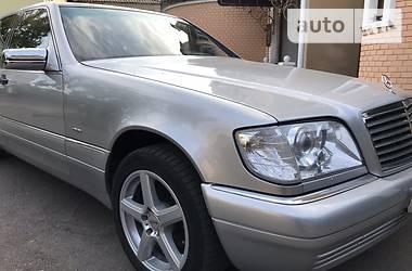 Mercedes-Benz S 140 1996 в Полтаве