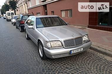 Mercedes-Benz S 140 1995 в Черновцах