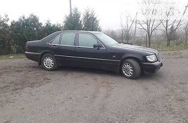 Mercedes-Benz S 140 1997 в Тернополе