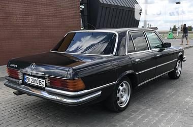 Mercedes-Benz S 280 1979 в Рівному