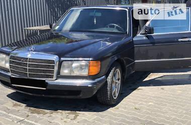 Mercedes-Benz S 280 1985 в Ужгороде