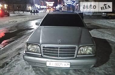 Mercedes-Benz S 300 1997 в Белой Церкви