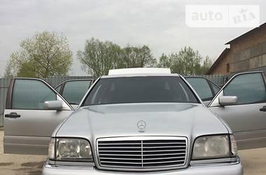 Mercedes-Benz S 300 1998 в Болехове