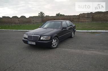 Mercedes-Benz S 300 1997 в Белгороде-Днестровском