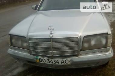 Mercedes-Benz S 300 1984 в Козове